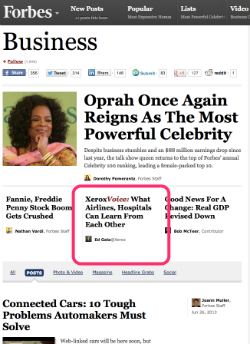 native advertising on forbes