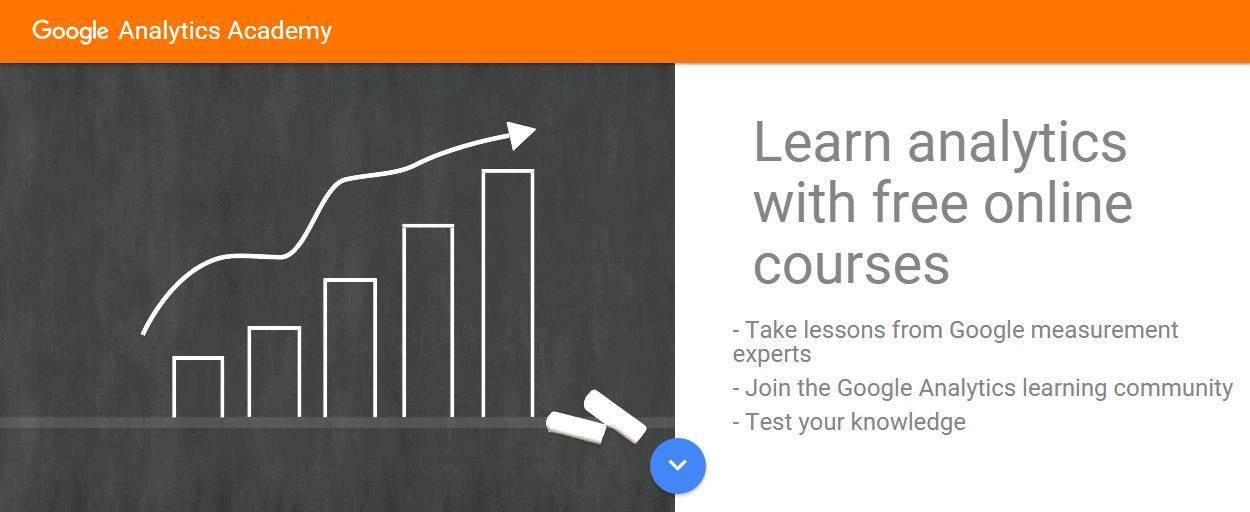Google Analytics free training